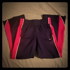 Nike active wear pants